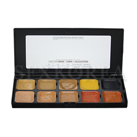 EBA.알콜팔레트(Alcohol Palette)_Skin tone_Dark