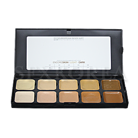 EBA.알콜팔레트(Alcohol Palette)_Skin tone_Light To Dark